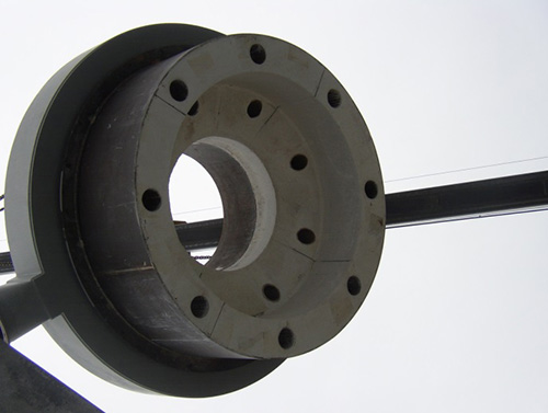 The staged air pre-combustion chamber